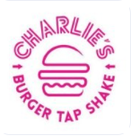 Charlies粉红汉堡